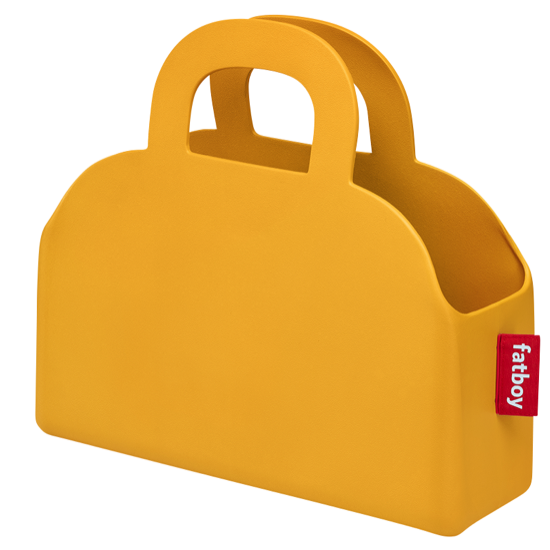 Sac Sjopper-Kees yellow ochre