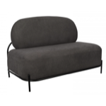 Sofa polly grey