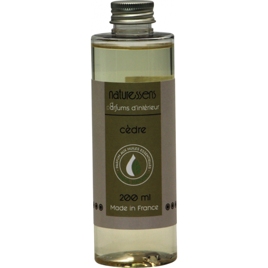 Recharge 200ml Cèdre - Naturessens
