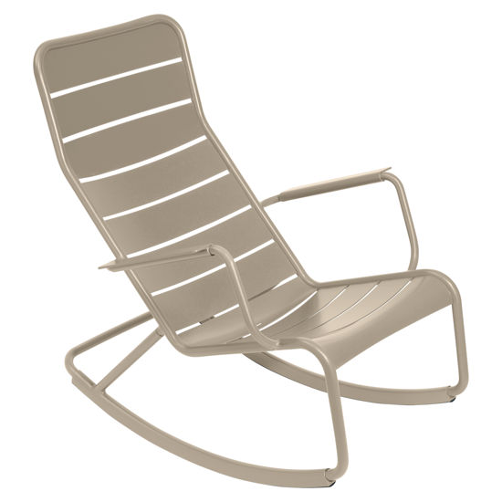 Rocking chair Luxembourg Muscade - Fermob