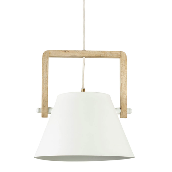 Suspension Ferese blanc D29H20
