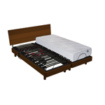 Sommier de relaxation PopArt sigma + matelas ion