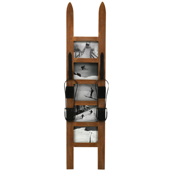 Cadre photo Skis H112