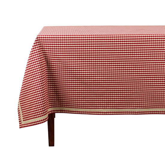 Nappe Mamie carreaux rectangle 250X150 CM
