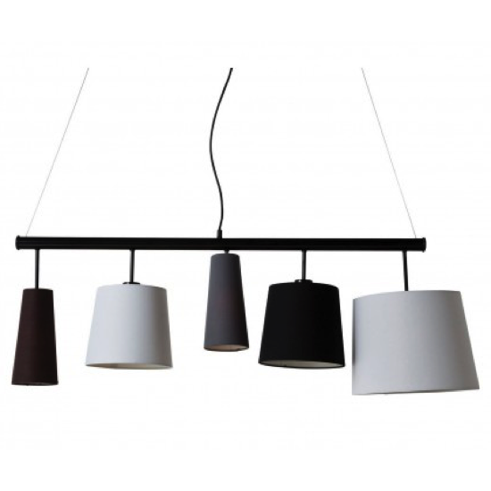 Pendant Lamp Parecchi Black 100